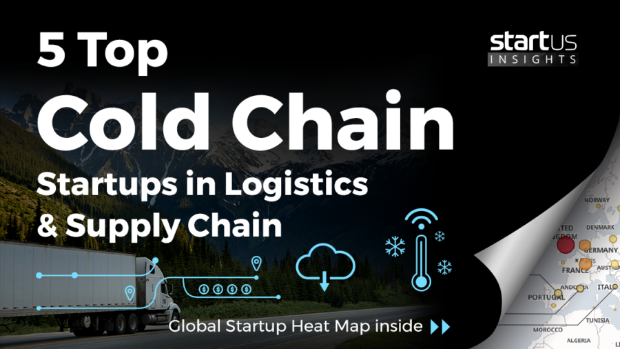 HashMove named one of Top 5 Cold Chain Startups